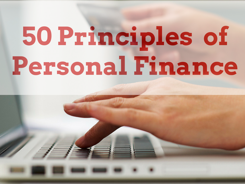 50 Principles of Personal Finance