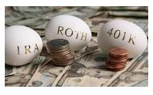 Roth vs non roth in 401 (k)