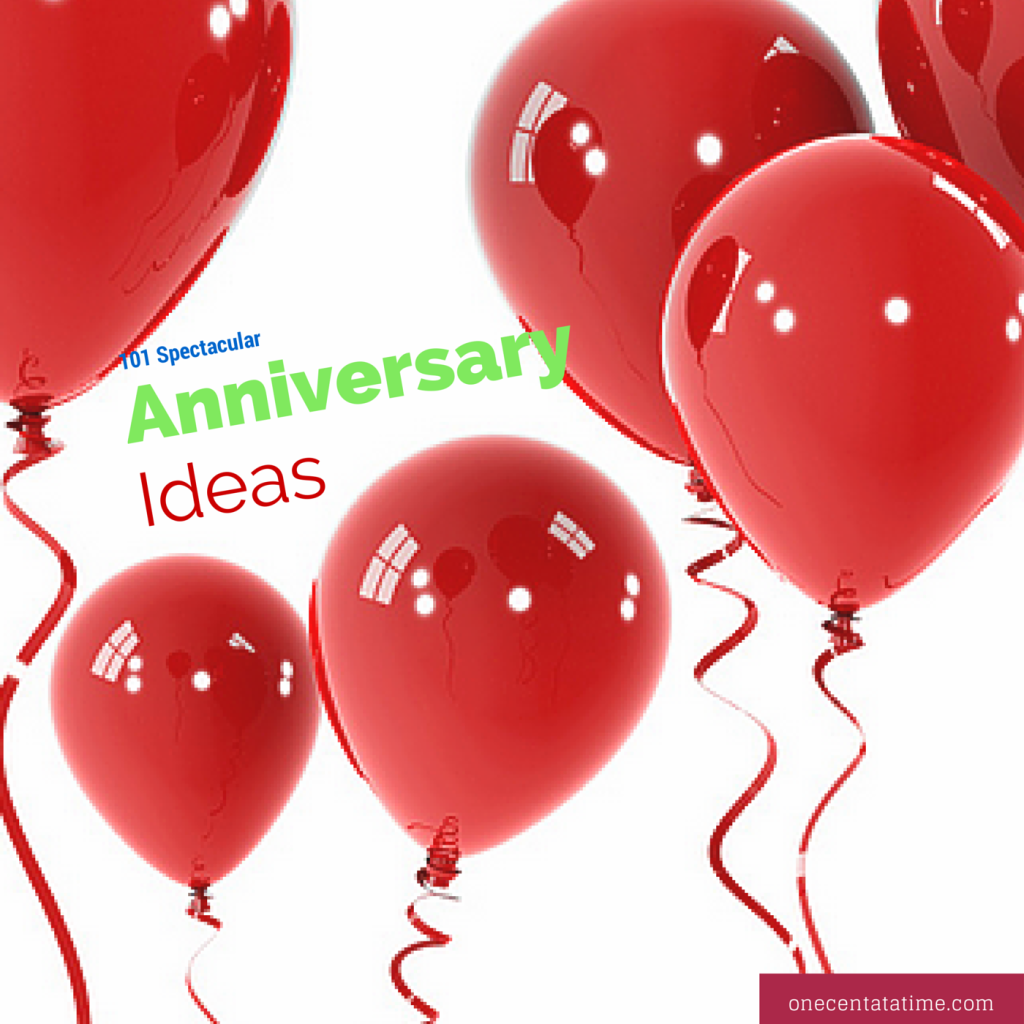 101 frugal anniversary ideas