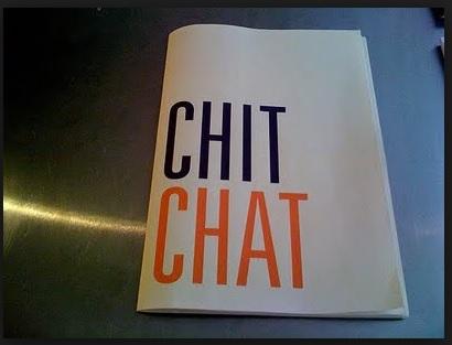 Blog Chit chat