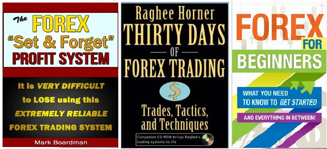 Books to read for forex trading