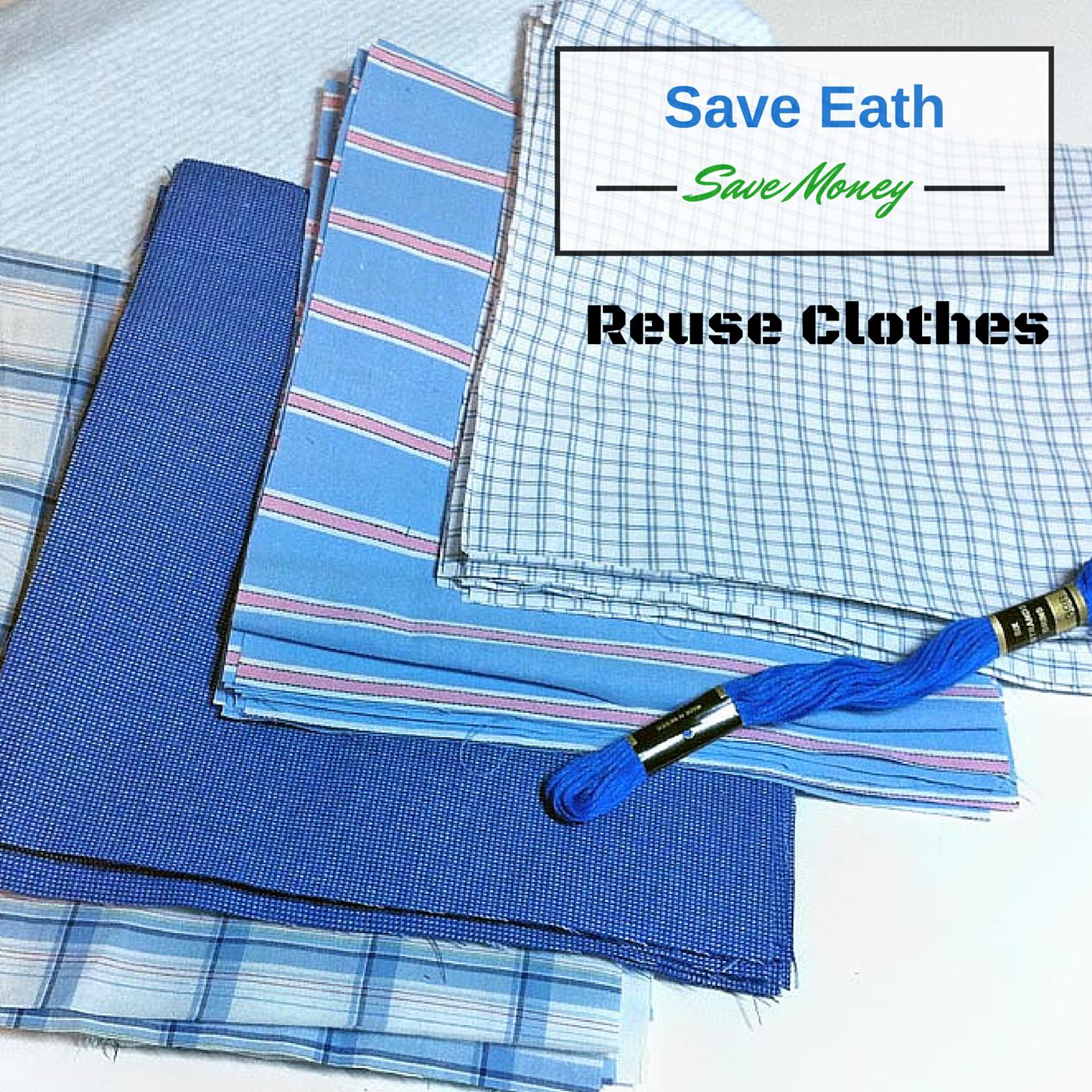 Reuse Clothes