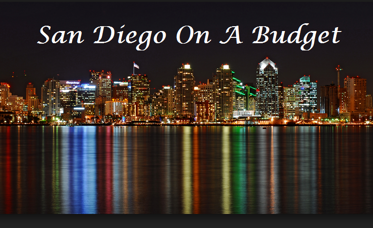 San Diegao on A Budget