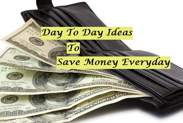 Save Money everyday