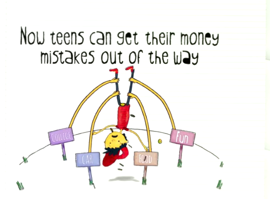 Teen Money Troubles