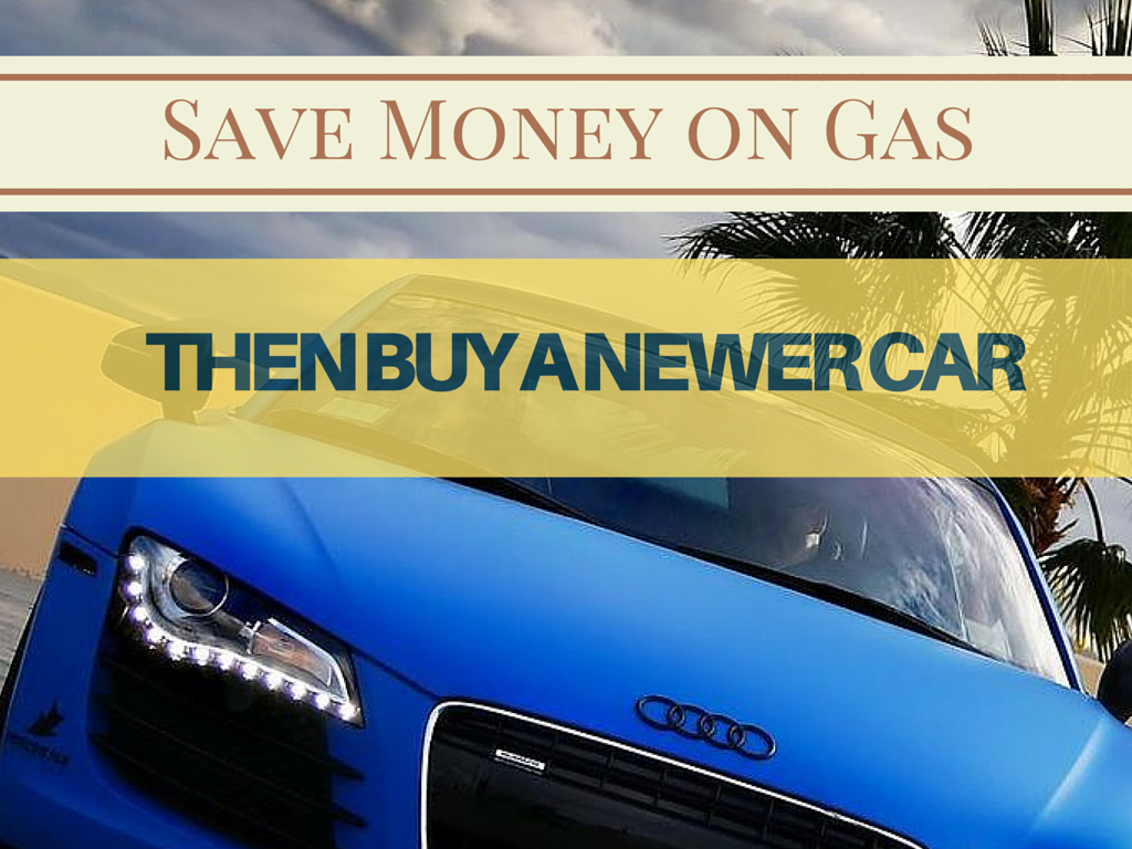 Save Money While Driving For a Better Car