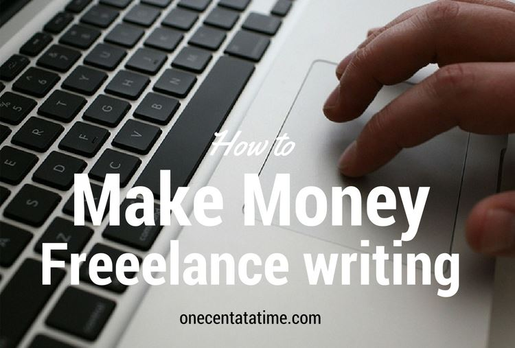 How to Make Money with Freelance Writing