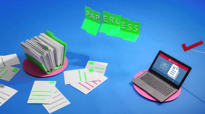 5 Advantages To Paperless Finances