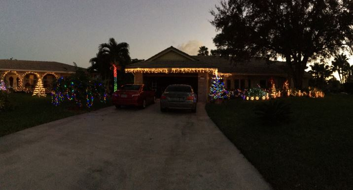 Reduce the Cost to Power Christmas Lighting