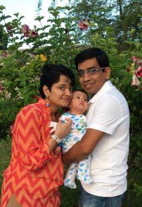 My family - SB, SMB and Baby SB