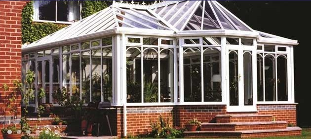 Home Extension greenhouse