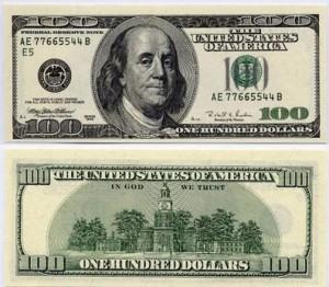 Quick $100 cash
