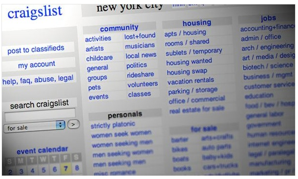 15 Ways you Can be Scammed via Craigslist - One Cent At A Time