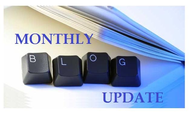 Monthly Blog Update
