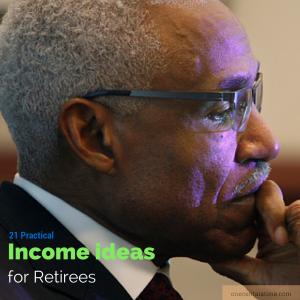 Income ideas for Retiree