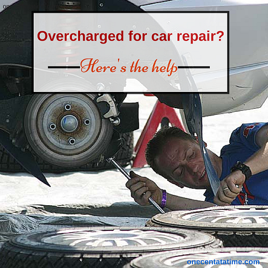 Over charging CarMechanic