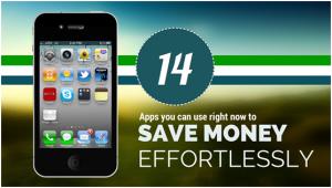 Money Svaing Phone Apps