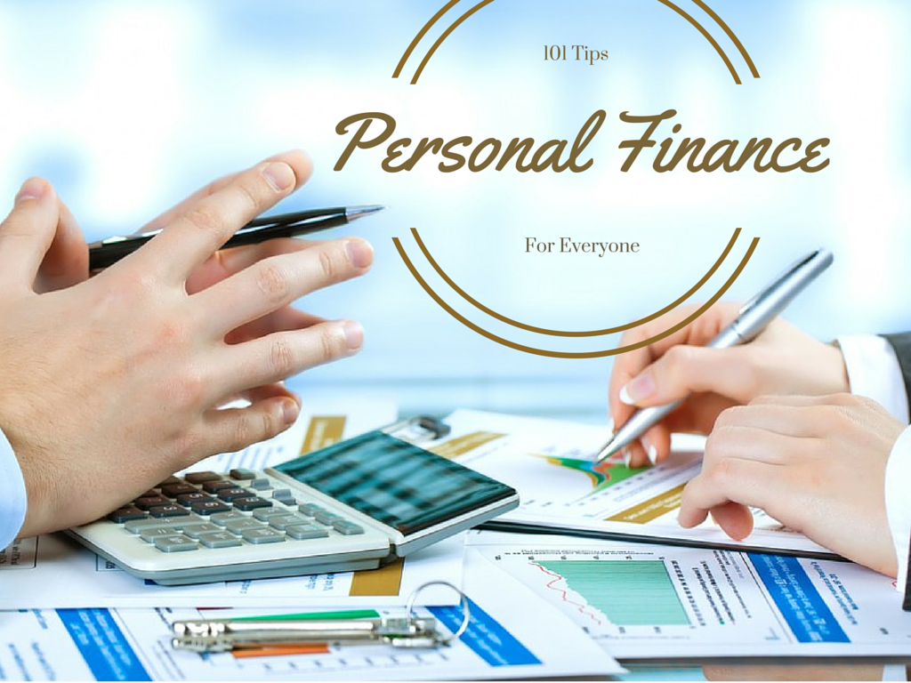 101 Personal Finance Tips