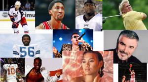 Broke celebrities