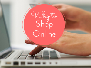 10 Reasons Online Shopping better than InStore Shopping