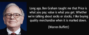 Warren BBenjamin Graham's Investment Strategy Can Help Even Today
