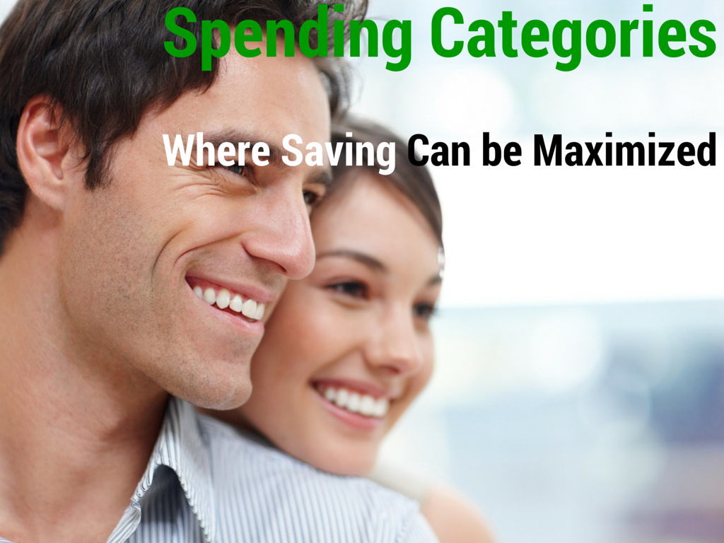 Saving Categories to Maximize Saving