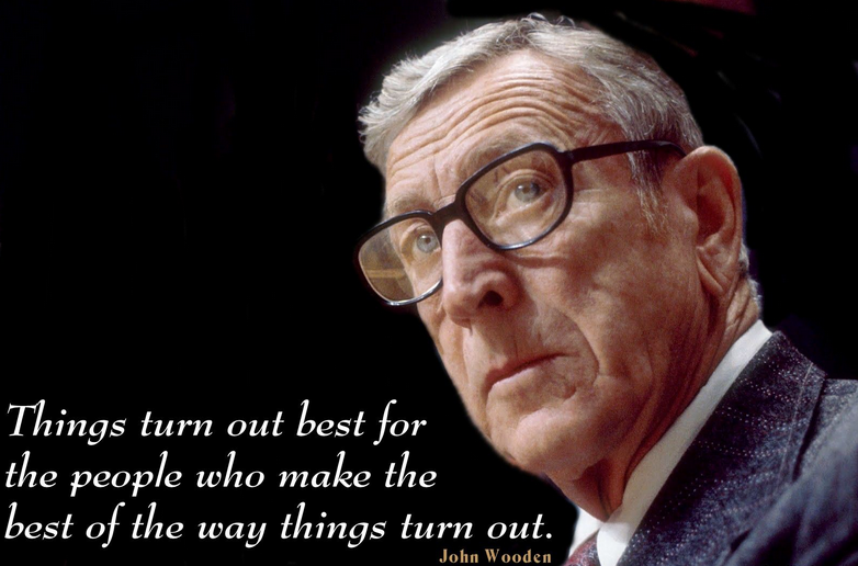 Money Saving Tips from Legendary Coach John Wooden