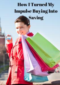 How I Turned My Impulse Buying Into Saving