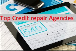 Top Credit repair Agencies