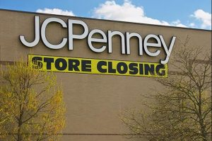 Retail clothing stores closing