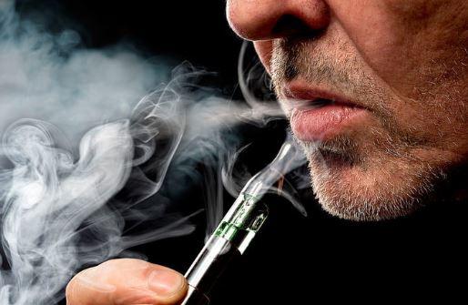 Vaping better than cigarette