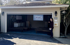 Google started from this garage